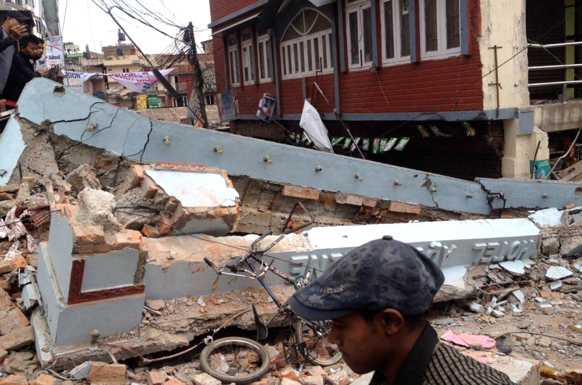 problems of earthquake victims 'political crisis should not overshadow problems faced by earthquake victims' this interview with rajendra mulmi, country director of search for common ground nepal and chairperson of the association of ingos in nepal, first appeared in the print edition of the himalayan times on 11/30/2015.